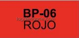 BUBBLE Paint Rojo 06 60ml