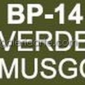 BUBBLE Paint Verde Musgo 14 60ml