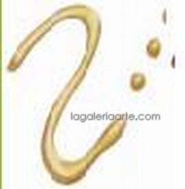 Fashion Dimensional Metalic Nº 251 Pure Gold