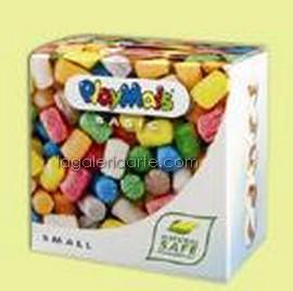 Caja PlayMais 150 Bloques Maiz Colores