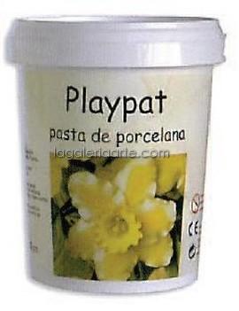 Pasta de Porcelana 500g Playpat