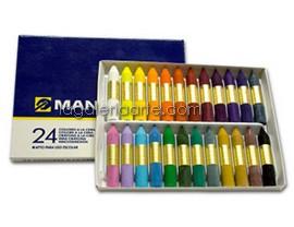 Ceras MANLEY 24 unidades