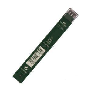 10 Minas FABER-CASTELL 3,15mm 5B