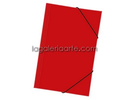Carpeta 49x37cm Roja