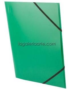 Carpeta 49x37cm Verde