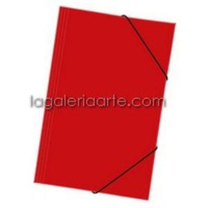 Carpeta 50x70cm Roja