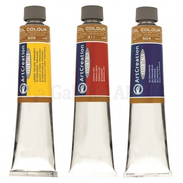 104 Oleo ArtCreation Blanco de Cinc 200ml