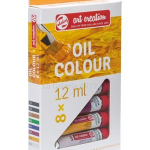 Estuche Oleo 8 X 12ml Art Creation Expression