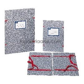 Carpeta Dibujo A-0 75x105cm Lazos