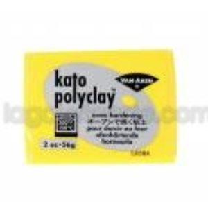 Kato Polyclay Nº64 Amarillo 56g