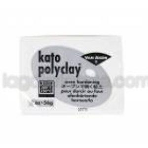 Kato Polyclay Nº68 Blanco 56g