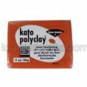 Kato Polyclay Nº17 Cobre 56g