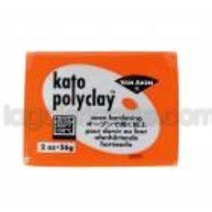 Kato Polyclay Nº20 Naranja 56g