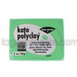 Kato Polyclay Nº40 Verde 56g