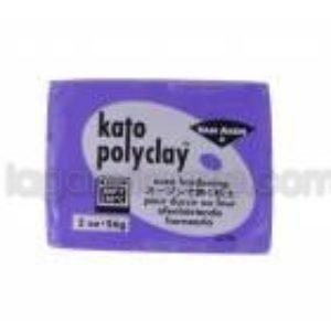 Kato Polyclay Nº55 Violeta 56g