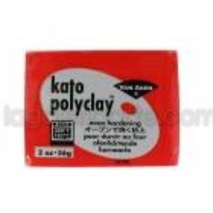 Kato Polyclay Nº 53 Rojo 56g
