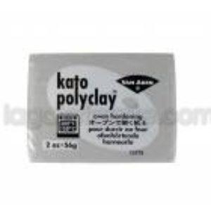 Kato Polyclay Nº34 Plata 56g