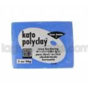 Kato Polyclay Nº39 Azul 56g
