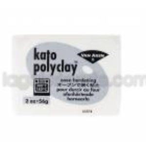 Kato Polyclay Nº74 Perla 56g