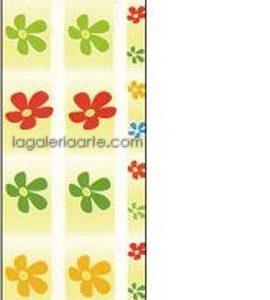Calca Cenefa Flor 402