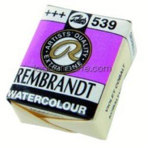 Acuarela Rembrandt Pastilla