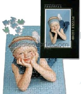 Puzzle Personalizado 140P 25.5x18cm