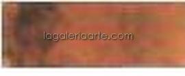 Acuarela Nº411 Rembrandt Tierra Siena Tostada Pastilla