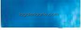 Acuarela Nº511 Rembrandt Azul Cobalto. Pastilla