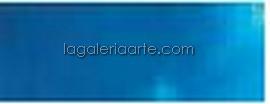 Acuarela Nº583 Rembrandt Azul Ftalo Rojizo. Pastilla