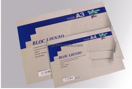Bloc Lienzo A3 Wonder ART 10 hojas