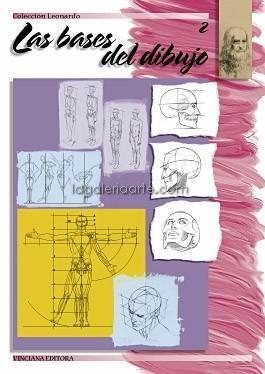 Las Bases del Dibujo 2, col. Leonardo