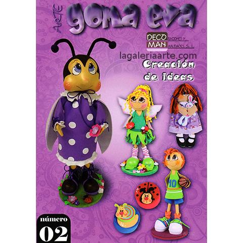 ARTE Goma Eva Nº2