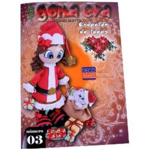 ARTE Goma Eva Nº3