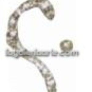 Fashion Dimensional Glitter Nº 401 Silver Glitter