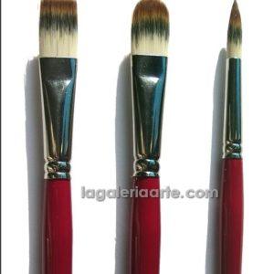Set Pinceles Van Gogh Oleo y Acrilico 278