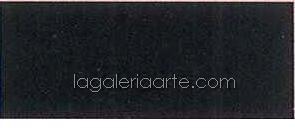 Goma Eva Glitter Carcoma Negro 60x40