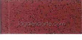 Goma Eva Glitter Carcoma Rojo 60x40