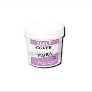 Masilla Flexible con Fibra de Vidrio COVER 1kg