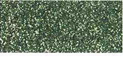 Goma Eva Super Glitter Verde Lima 60x40