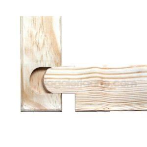 Liston Levante 46x32mm 89cm 2un.