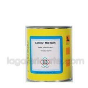 Barniz Mixtion para Doradores 5 AROS 750 ml