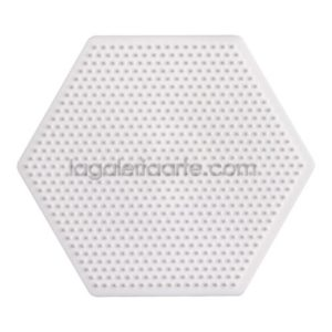 Hama Placa/Pegboards Hexagonal para Hama Mini