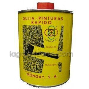 Quita-Pinturas Rapido 5 Aros MONGAY