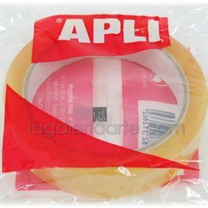 Cinta Adhesiva APLi 19mmx66mm