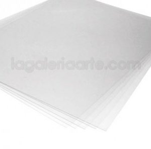Plancha PVC 1.8 Transparente A3 5 unidades