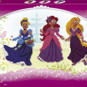 Caja Hama regalo grande Princesas Disney(nº7911)