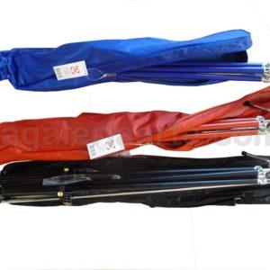 Pack 3 Caballete Seine Campaña (Rojo, Azul y Negro)