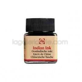 Tinta China Indian Ink TALENS Negra 11ml