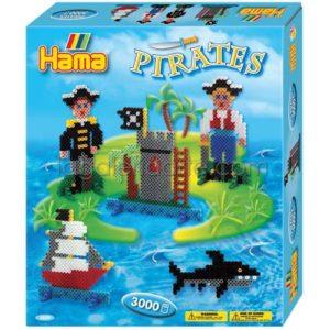 Caja Hama piratas Ref: 3229