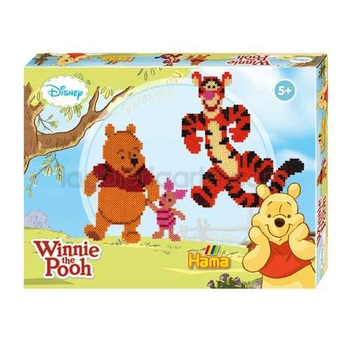 Caja Hama regalo Winnie the Pooh Ref: 7939